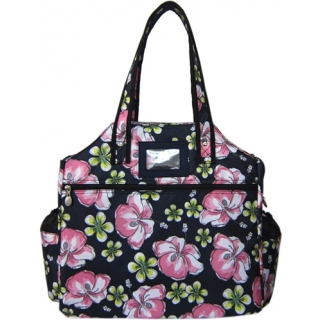 Jet Hawaiian Delight Tennis Tote Bag