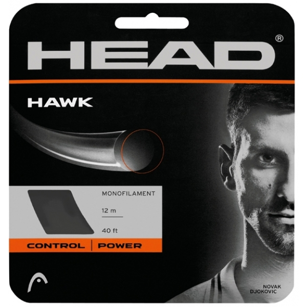 Head Hawk 16g Tennis String (Set)