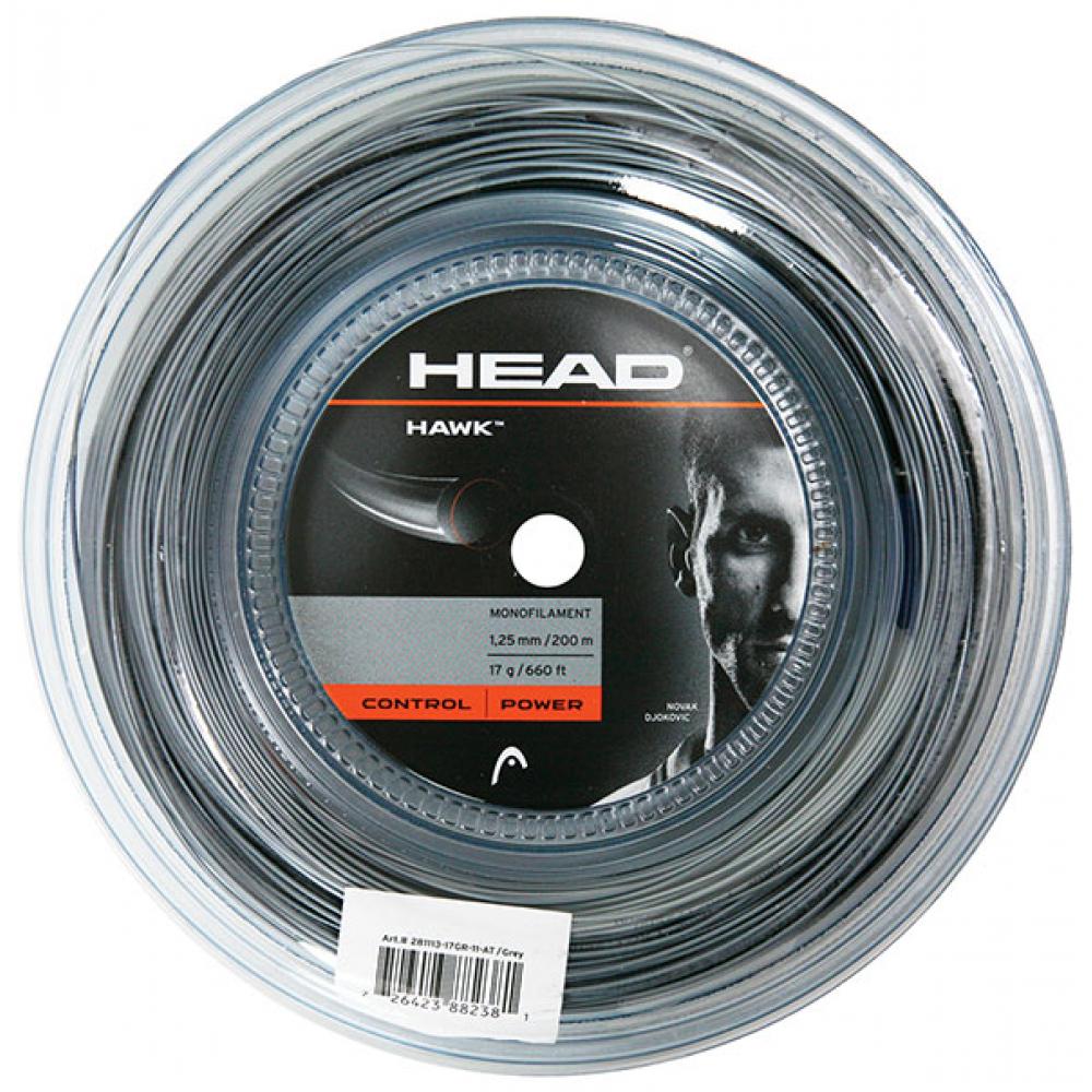 Head Hawk 18g Tennis String (Reel)