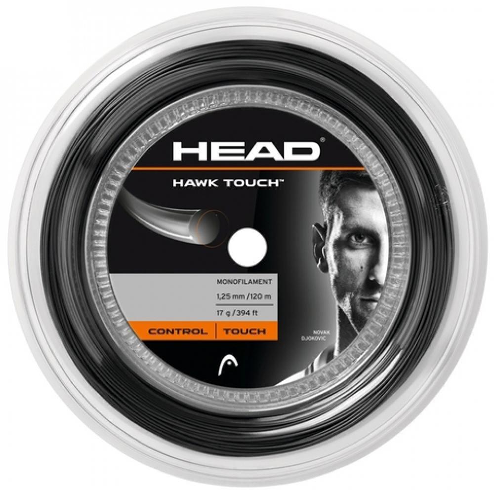 Head Hawk Touch 18g Tennis String (Reel)