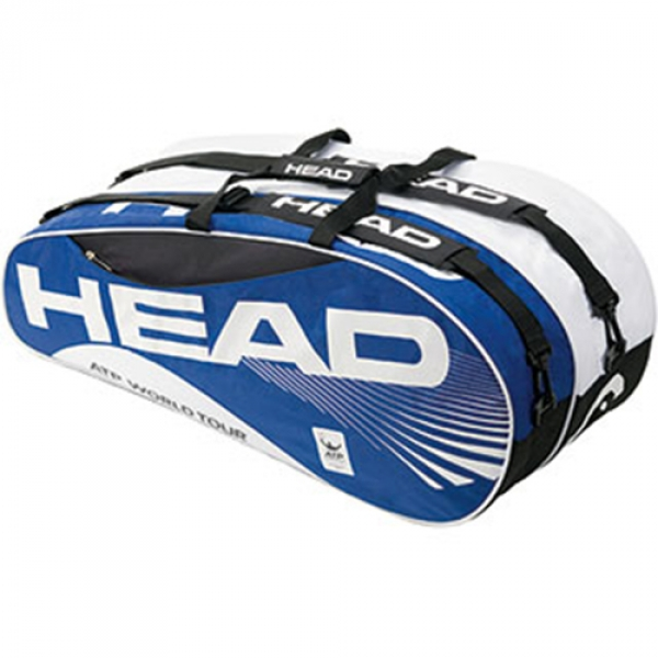 Head ATP Combi Blue Tennis Bag