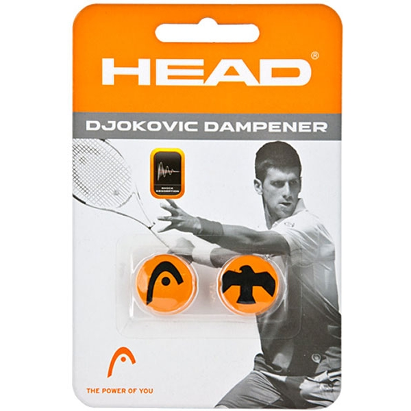 Head Djokovic Dampener 2 Pack