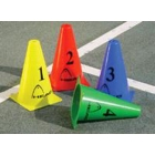 Head Drill Cones - Performance Sports Training Aids