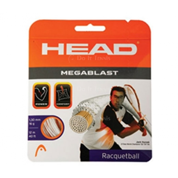 Head Mega Blast Racquetball String 16g