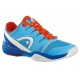 Head Nitro Junior Tennis Shoes (Blue/Flame) - New Head Arrivals