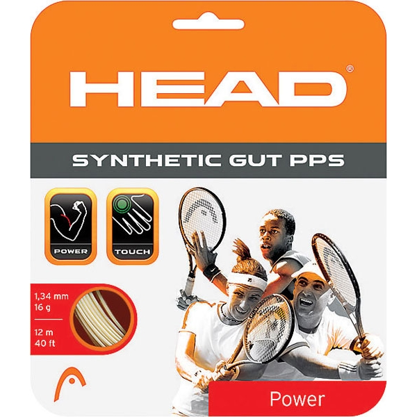 Head Synthetic Gut PPS 17g (Set)
