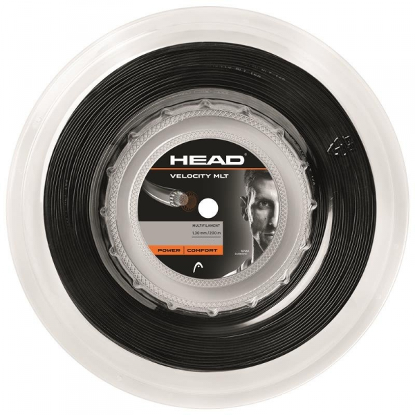 Head Velocity MLT 17g Tennis String (Reel)