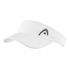 Head Women's Pro Player Visor (White) - HEAD Hats, Caps & Visors