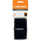 Head Wristband 5 in. (Black) - HEAD Tennis Apparel