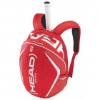 Head Tour Team Tennis Backpack (Red/White) - Head Tour Team Series Tennis Bags