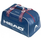 Head 4 Major Club Tennis Bag (Blue/ Red) - Head 4 Major Club Tennis Bags