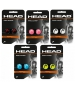 Head Pro Damp Tennis Racquet Vibration Dampener (Assorted Colors) - Head Tennis Accessories
