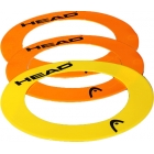 Head Quick Start Tennis Ring Targets - Head 10 & Under