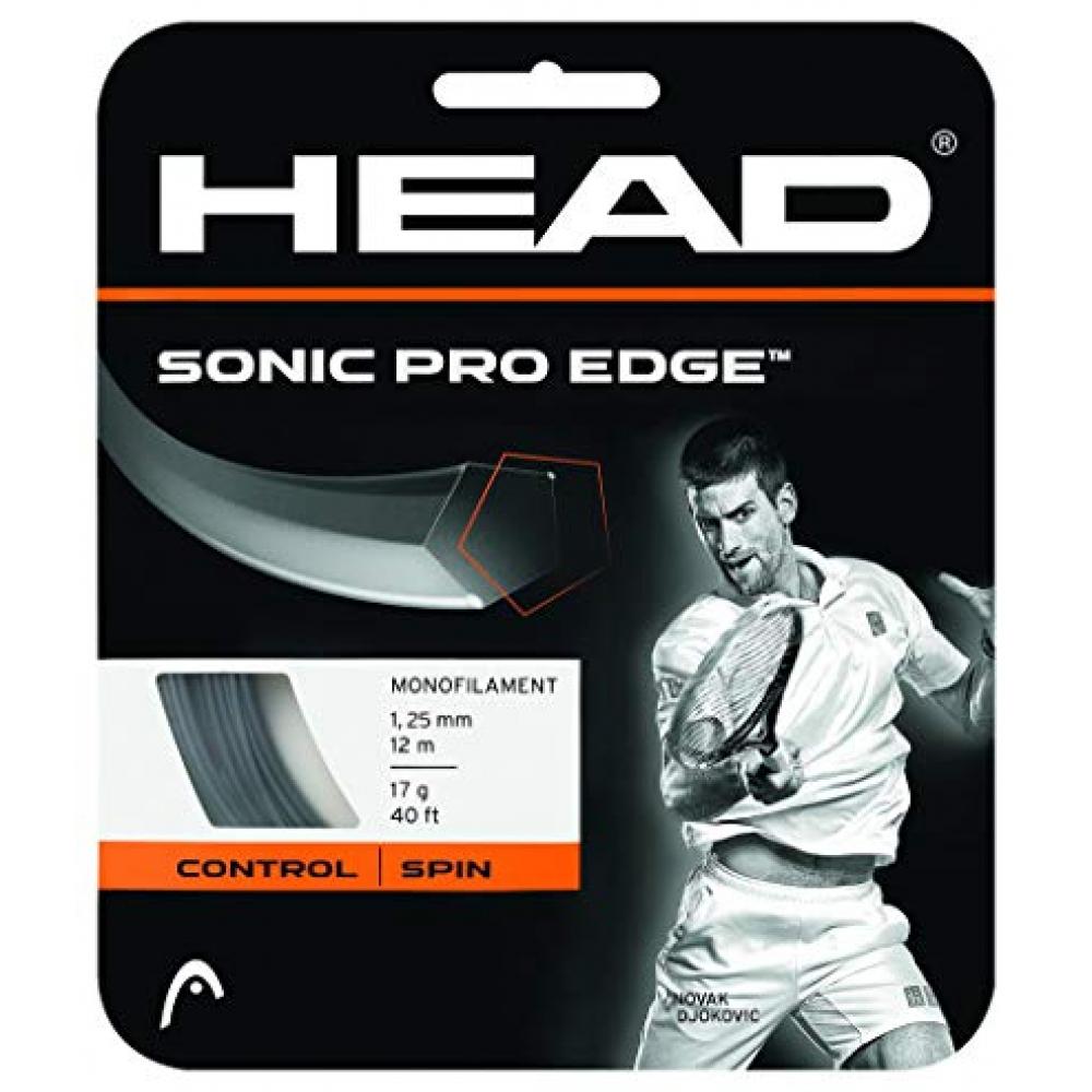Head Sonic Pro Edge 16g Tennis String (Set)