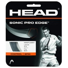 Head Sonic Pro Edge 17g Tennis String (Set) - Head Tennis String