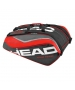 Head Tour Team 12 Pk Monstercombi Tennis Bag (Red/Black) - Tour Team Series