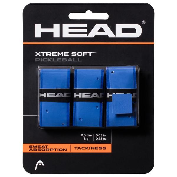 Head Xtreme Soft Pickleball Paddle Overgrip (Blue)