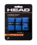 Head Xtreme Soft Pickleball Paddle Overgrip (Blue) - Pickleball Paddles, Balls, Bags and Court Equipment