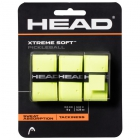 Head Xtreme Soft Pickleball Paddle Overgrip (Yellow) - Pickleball Equipment Brands