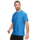 Head Men's Score Hypertek Tennis Crew (Snorkel Blue Heather) - HEAD Tennis Apparel