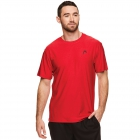 Head Men's Score Hypertek Tennis Crew (Varsity Red Heather) - HEAD Tennis Apparel