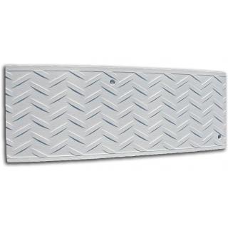 Har-Tru Herringbone Line Tape (Punched)