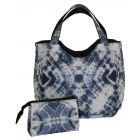40 Love Courture Hippie Chic Charlotte Tote - 40 Love Courture
