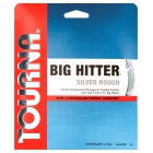 Tourna Big Hitter Silver Rough 16g Tennis String (Set) - Tennis String Type