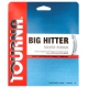 Tourna Big Hitter Silver Rough 16g Tennis String (Set) - String on Sale