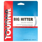 Tourna Big Hitter Silver Rough 18g Tennis String (Set) - Tennis String Type