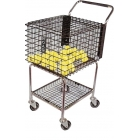 HOAG 350 Ball Teaching Cart - Tennis Teaching Carts & Ball Mowers