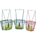 HOAG 72 Ball Basket with Lid #9602 - Holds less than 100 balls