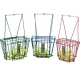 HOAG 72 Ball Basket with Lid #9602 - Hoag Tennis Equipment