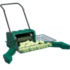 Hoag Deluxe Ball Mower - Tennis Teaching Carts & Ball Mowers