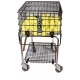 HOAG Teach 'n' Travel Cart with Lid - Hoag Tennis Equipment