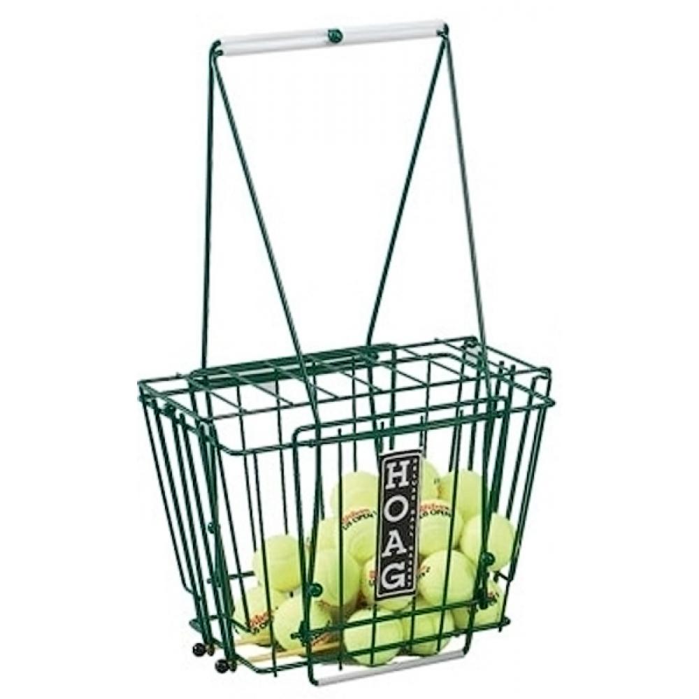 HOAG 100 Ball Basket with Lid #9604