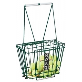 HOAG 100 Ball Basket with Lid #9604
