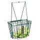 HOAG 100 Ball Basket with Lid #9604 - Ball Hoppers & Carts that Hold More than 100 Tennis Balls