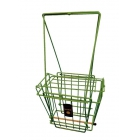 HOAG 72 Ball Basket with Lid #9602 -