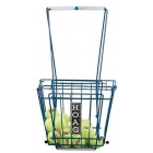 HOAG 72 Ball Basket with Lid #9602 - Training Equipment