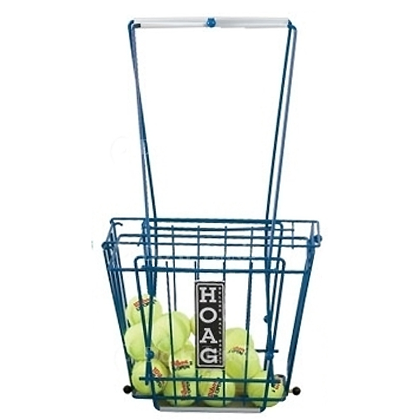 HOAG 72 Ball Basket with Lid #9602