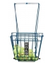 HOAG 72 Ball Basket with Lid #9602 - Tennis Ballhoppers