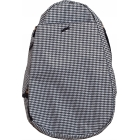 Jet Hounds Tooth Two Strap Backpack '09 - Jet Deluxe Large Tennis Bags