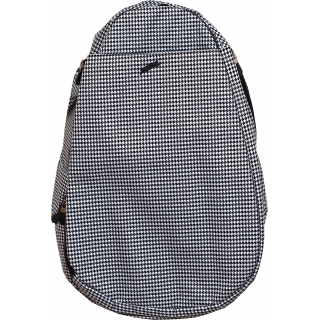 Jet Hounds Tooth Two Strap Backpack '09