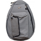 Jet Hounds Tooth Petite Backpack - Jet Tennis Bags