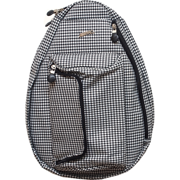 Jet Hounds Tooth Petite Backpack
