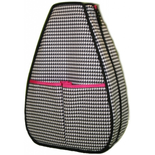 40 Love Courture Houndstooth Sophi Backpack