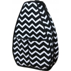 40 Love Courture Chevron Sophie Backpack - Designer Tennis Backpacks