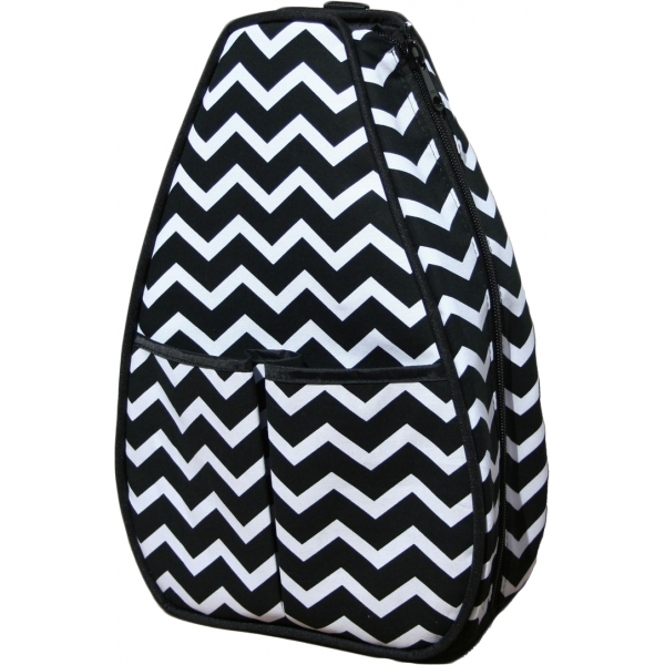 40 Love Courture Chevron Sophi Backpack