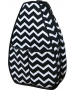 40 Love Courture Chevron Sophie Backpack - New Tennis Bags